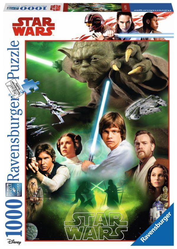 1000 STAR WARS I