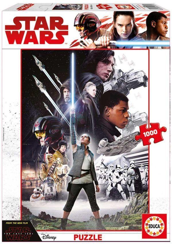 1000 EP VIII STAR WARS