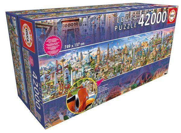 42000 VUELTA AL MUNDO