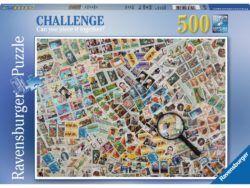 500 FRANCOBOLLI