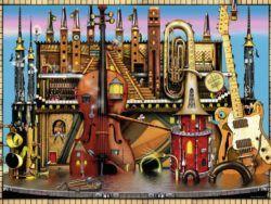 500 CASTILLO MUSICAL (COLLIN THOMPSON)