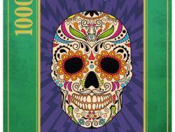 1000 CALAVERA MEXICANA