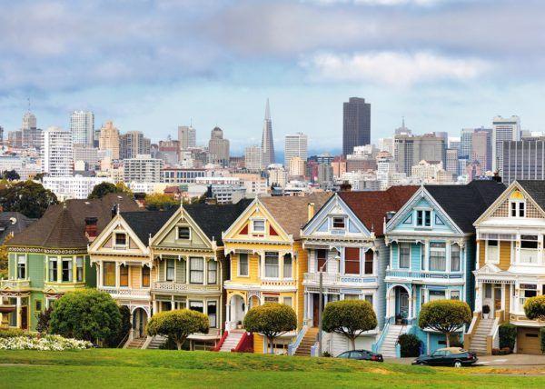 1000 CASAS VICTORIANAS EN SAN FRANCISCO