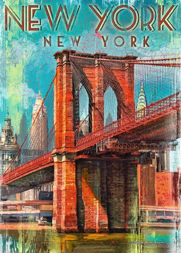 1000 RETRO NUEVA YORK