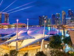 600 MARINA BAY, SINGAPUR