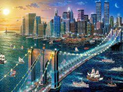 500 NUEVA YORK PUENTE DE BROOKLYN