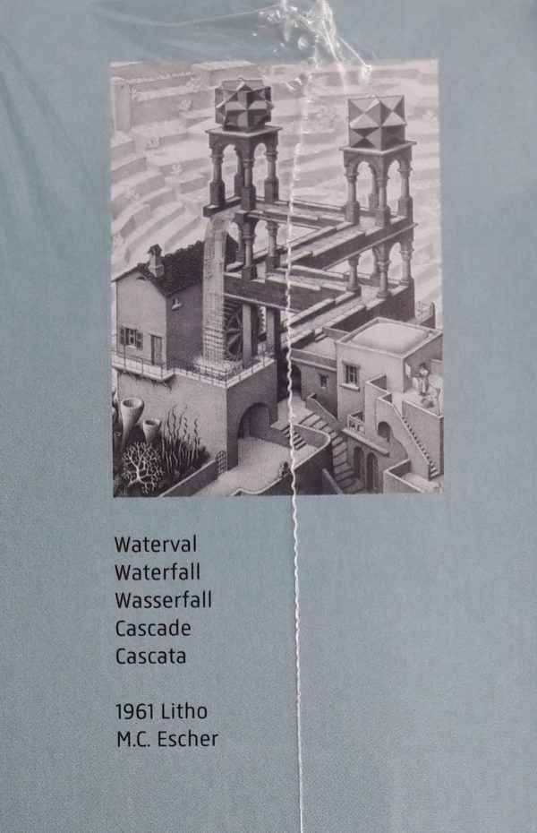 1000 ESCHER : WATERVAL