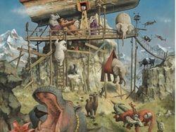 1000 VAN DOKKUM: ARCA DE NOÉ