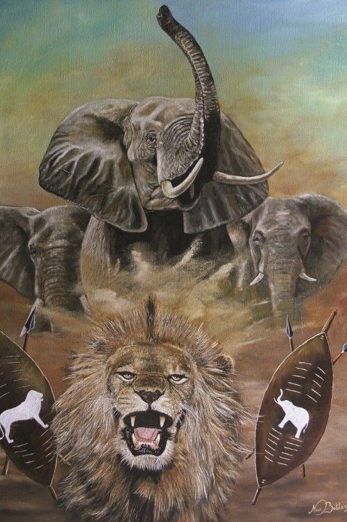 1500 N. BULDER: AFRICA