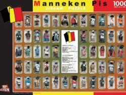 1000 MANNEKEN PIS (BELGICA)