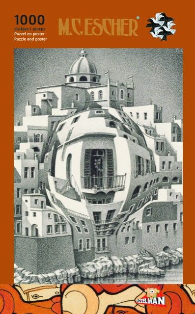 1000 ESCHER : OTHER WORLD