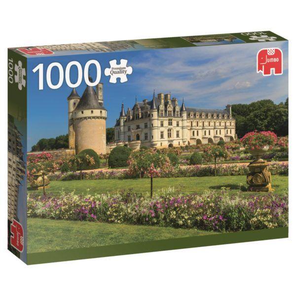 1000 - Castillo en el Loira