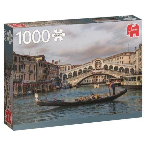 1000 - Puente de Rialto, Venecia