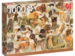 1000 - Poster de perros