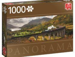 1000 PAN - Ferrocaril Glennfinnen, Scotland
