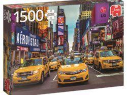 1500 - Taxis en Nueva York