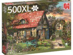 500XL Premium Colleciton, Garden Shed