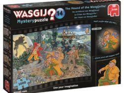 1000 - Wasgij Mystery 14 Hound of Wasgijville!