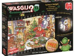 1000 - Wasgij Christmas 13 Turkisch Delight INTERNATIONAL ITEM
