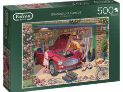 500 FALCON - Garaje