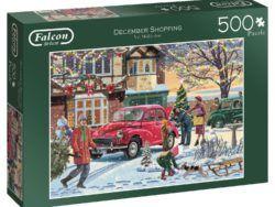 500 FALCON - Compras de diciembre