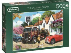500 FALCON - The Delivery Round