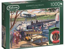 1000 FALCON - Barcos imperiales