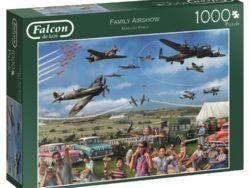 1000 FALCON - Exhibiciones aéreas