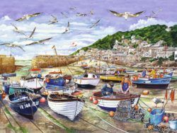 1000 FALCON - Mousehole, Cornwall
