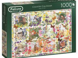 1000 FALCON - Calendario del país