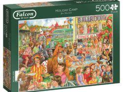 500XL FALCON - Falcon, Holiday Camp