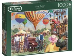 1000 FALCON - Arriba y lejos