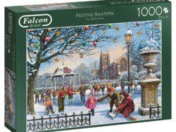 1000 FALCON - Patinadores