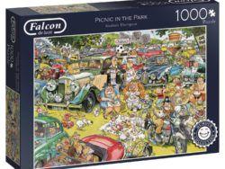 1000 FALCON - Picnic en el parque