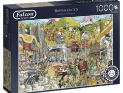 1000 FALCON - Gran Bretaña unida