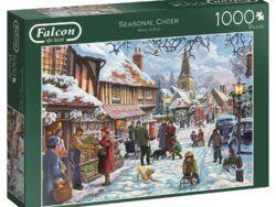 1000 FALCON - Alegría de temporada