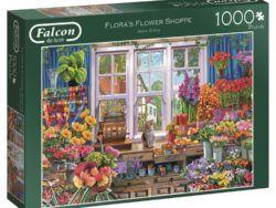 1000 FALCON - Flora's Flower Shoppe