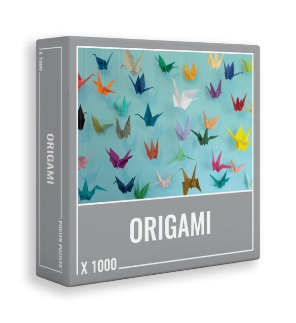 1005 Cloudberries - Origami