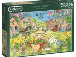 1500 FALCON - Temporada