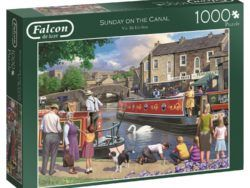 1000 FALCON - Sunday on the Canal