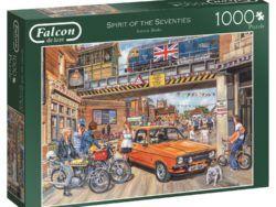 1000 FALCON - Espíritu de los años setenta