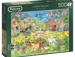 500XL FALCON - Temporada