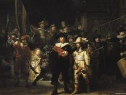 1000 REMBRANDT: THE NIGHTWATCH