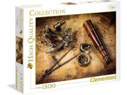 1500 Course to the treasure