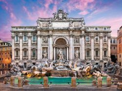 500 Fontana de Trevi