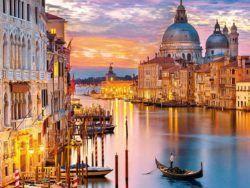 500 Venecia iluminada