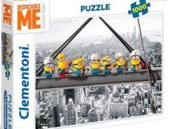1000 Minions atop a skyscraper