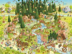 1000 BLACK FOREST HABITAT