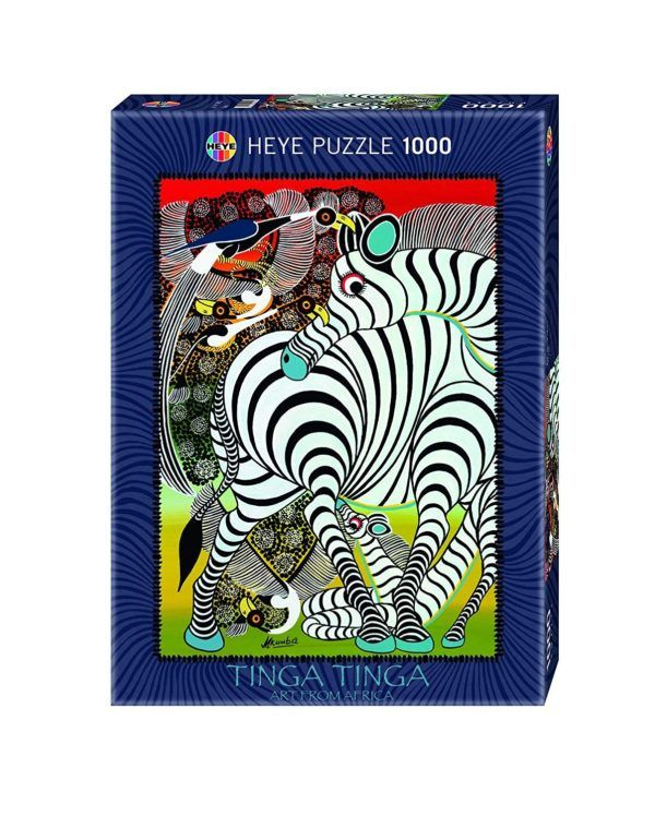 "1000 TINGA TINGA ""CEBRA"""