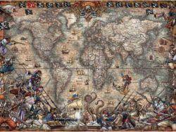 Mapas de piratas